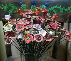 kwiaty cer. 053